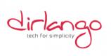 dirlango_logo_biale
